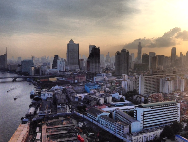 My Thailand Travel Diary – One night in Bangkok